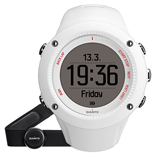 Suunto Ambit3 Run White (Hr) - Reloj de carrera GPS, color blanco 139.67€