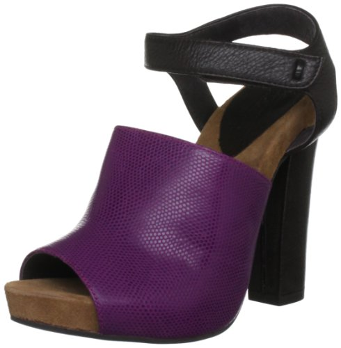 Juicy Couture Women's Fame Light Berry Ankle Strap J1070262 6.5 UK, 9.5 US