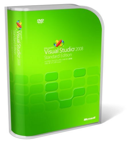 Visual Studio 2008 Standard Edition