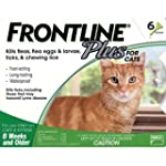 Frontline Plus for cats and kittens 8...