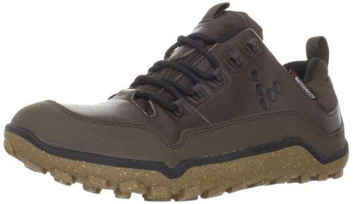 Vivobarefoot Men's Off Road Mid Men Dark Brown Hiking Boot VB220018LDBR 11 UK, 45 EU