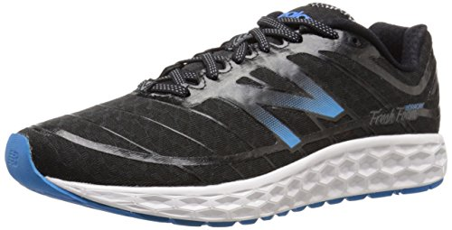 New Balance - M980, Sneakers da uomo, Nero (Noir (schwarz/grau)), 44