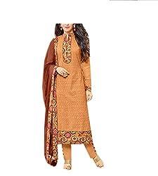 Supreets Boutique Women's Cotton Dress Material (sup13_Multi)