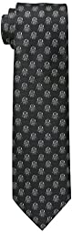 Star Wars Men\'s Darth Vader All Over Tie, Black, One Size