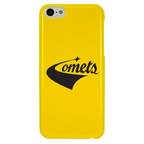 Ncaa Ut Dallas Comets Case For Iphone 5C, Yellow, One Size