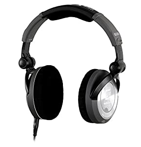 Ultrasone PRO 750 S-Logic Surround Sound Professional Closed-back Headphones with Transport Box