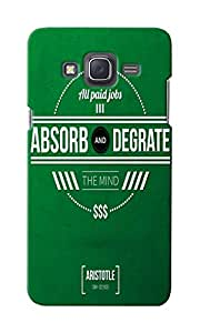CimaCase Absorb Degrate Designer 3D Printed Case Cover For Samsung Galaxy J5