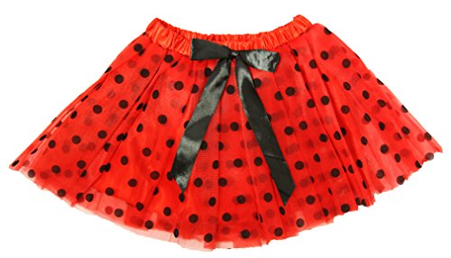 Red Baby Tutu front-129806