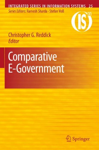 Comparative E-Government (Integrated Series in Information Systems)
