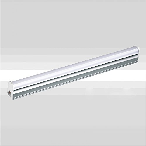 Fluorescent Light Covers 48 X 16: IWG Intergrated 9W 24 Inch 2ft T5 LED Tube Light,Warm