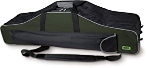 Zebco Tele Rod Bag Hard Luggage/Carryall - Multicoloured, 1.50 m from Zebco