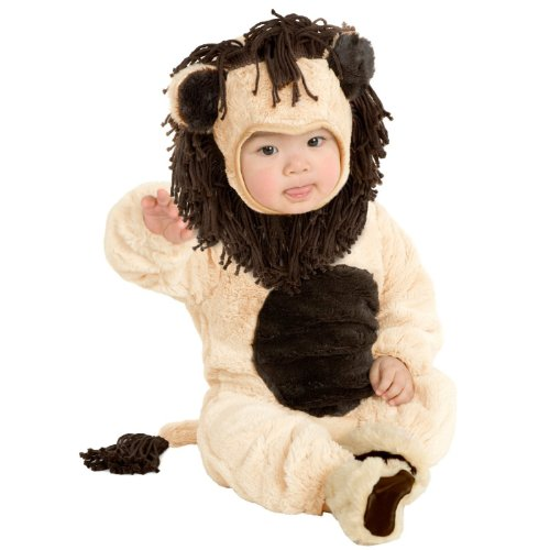 Baby Plush Lion Costume Size 6-12 Months