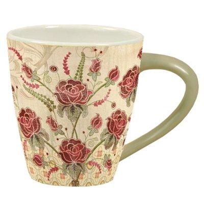 Lang 2121016 Roses Cafe Mug