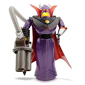 "Toy Story 14"" Deluxe Talking Zurg Action Figure"