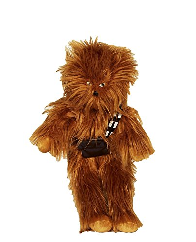 "STAR WARS-17"" PLUSH -BACKPACK-DARTH CHEWBACCA"