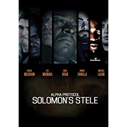 Alpha Protocol: Solomon's Stele DVD