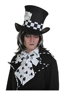 Dark Mad Hatter Wig (Standard)