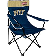 Buy NCAA Pittsburgh Panthers Coleman Folding Chair With Carrying Case by Coleman
