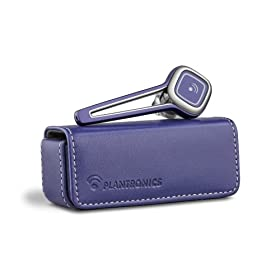 41NynWNQ9cL. SL500 AA280  Plantronics Discovery 925 Bluetooth Headset In Purple   $40 Shipped