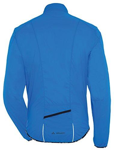 VAUDE Herren Windjacke II, hydro blue, XL, 04602 -