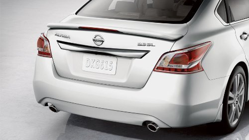 2013 Nissan Altima Sedan Clear Rear Bumper Protector 999t6