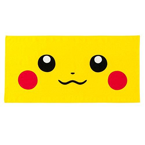 ポケモンセンターオリジナル ミニバスタオル Pikachu