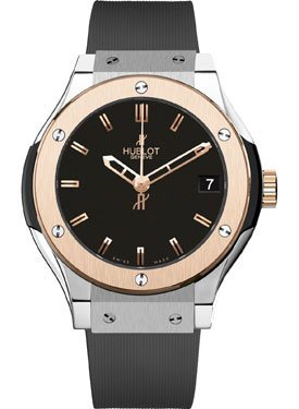 Hublot Classic Fusion Ladies Quartz Titanium - 581.NO.1180.RX