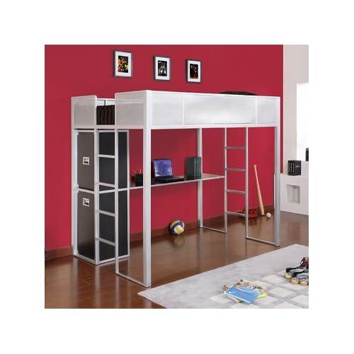 Full Size Loft Bed 500 x 500
