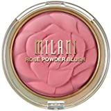 Milani Rose Powder Blush - rosa de té, 1er Pack (1 x 1 pieza)