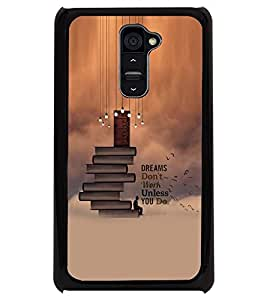 PRINTSWAG QUOTE Designer Back Cover Case for LG G2