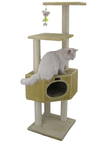 Armarkat Cat Tree Model A5201, Beige (Cat Houses & Condos compare prices)