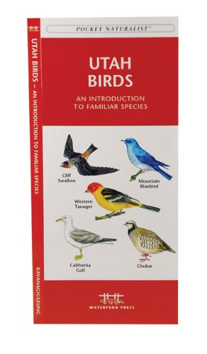Utah Birds: An Introduction to Familiar Species (State Nature Guides)