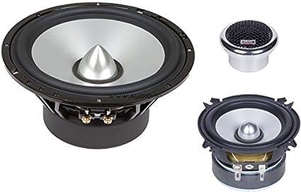 Audio system hX 165 phase 3-way-hX-series vollaktiv