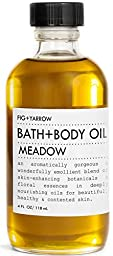 FIG+YARROW Organic Bath + Body Oil