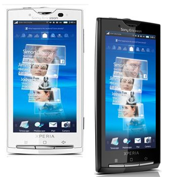 Sony Ericsson XPERIA X10 【docomoで大人気!Android OS搭載の海外3G/GSM携帯】ソニーエリクソン X10