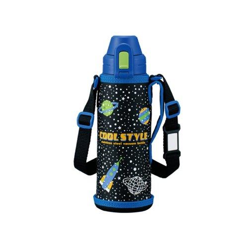 ZOJIRUSHI ステンレスクールボトル 0.52L コズミックブルー SD-AK05-AC