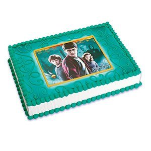 Amazoncom Harry Potter Edible Image Toys amp Games