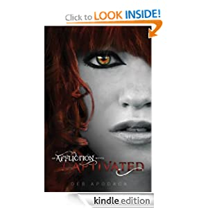 Kindle Daily Deal: Captivated (An Affliction Novel), by Deb Apodaca. Publisher: Eminent Books; 3rd edition (June 10, 2011)