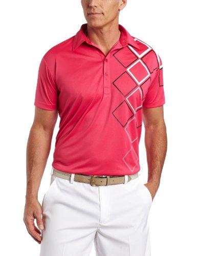 Order sligo men 39 s o 39 brien golf shirt vegas pink medium for Sligo golf shirts discount