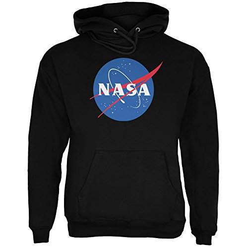 nasa-logo-black-adult-hoodie-medium