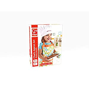 Hape - Playfully Delicious - Chef's Apron Set