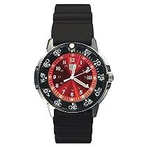 Zanheadgear 41200 Series Dive Watch (Red)