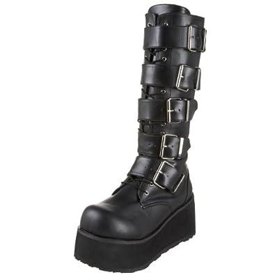 Demonia by Pleaser Men's Trashville-518 Goth Boot