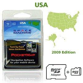 Pocketmap Navigator North America 2010 Edition