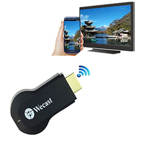 Hotkey Wecast C2 OTA Miracast DLNA WiFi Display Receiver Dongle Airplay HDMI 1080P (Mobile Wifi For Laptop compare prices)