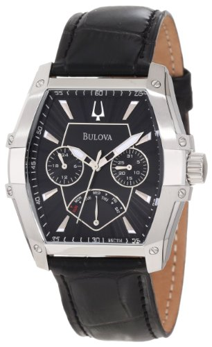 Bulova Men's 96C114 Strap Watch