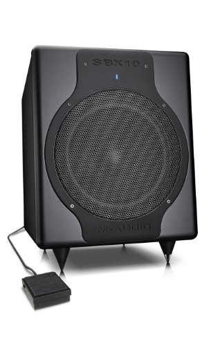 M-Audio SBX10 240-Watt Professional Active Subwoofer