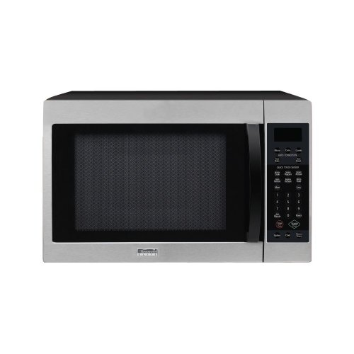 Stainless Steel Microwave Oven Countertop Reviews Kenmore Elite