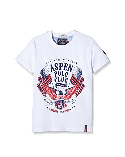 Aspen Polo Club T-Shirt Manica Corta