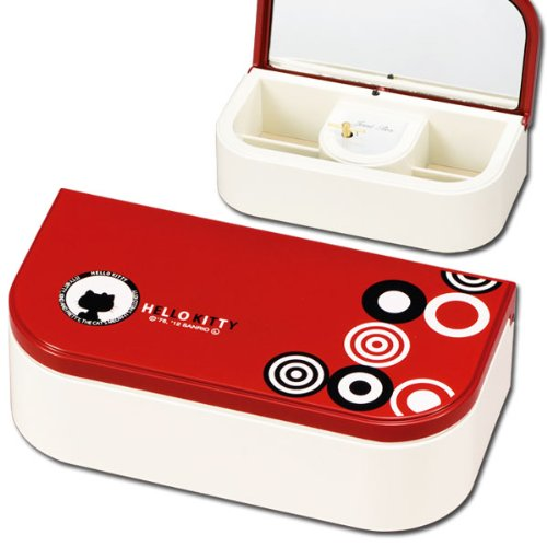 [Delivery 2 weeks] Hello Kitty en music box BOX16010